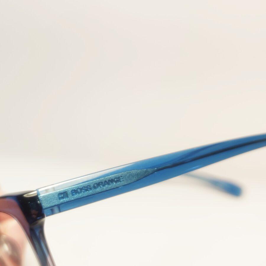 """Maži stačiakampio formos akiniai """"Blue"""""""