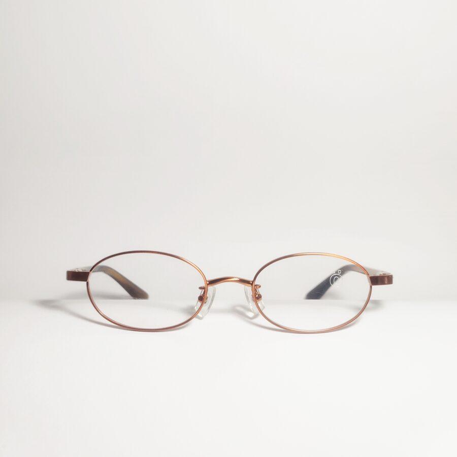 """Ovalūs akiniai """"Orange"""""""