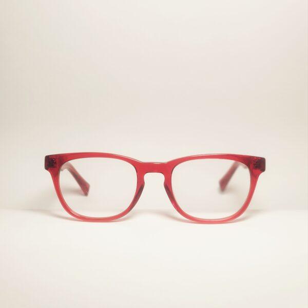 Perregimi raudoni akiniai